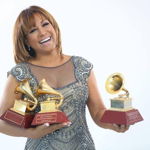 Milly Quezada recibirá Premio Excelencia de Latin Grammy