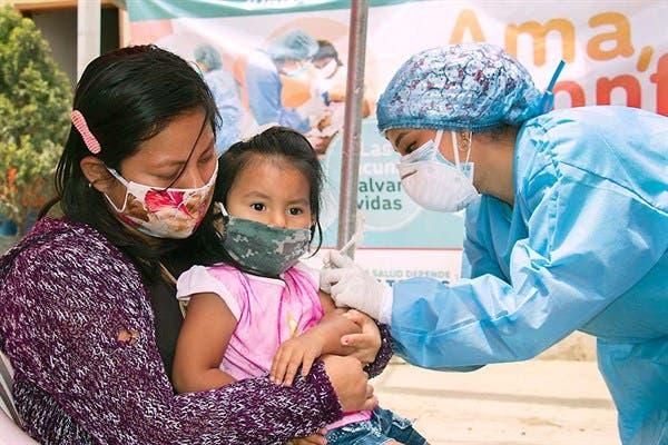 China aprueba la vacunación contra la covid para menores de entre 3 y 17 años