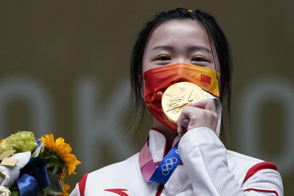 Yang de China se lleva el primer oro en los agitados Juegos Olímpicos de Tokio