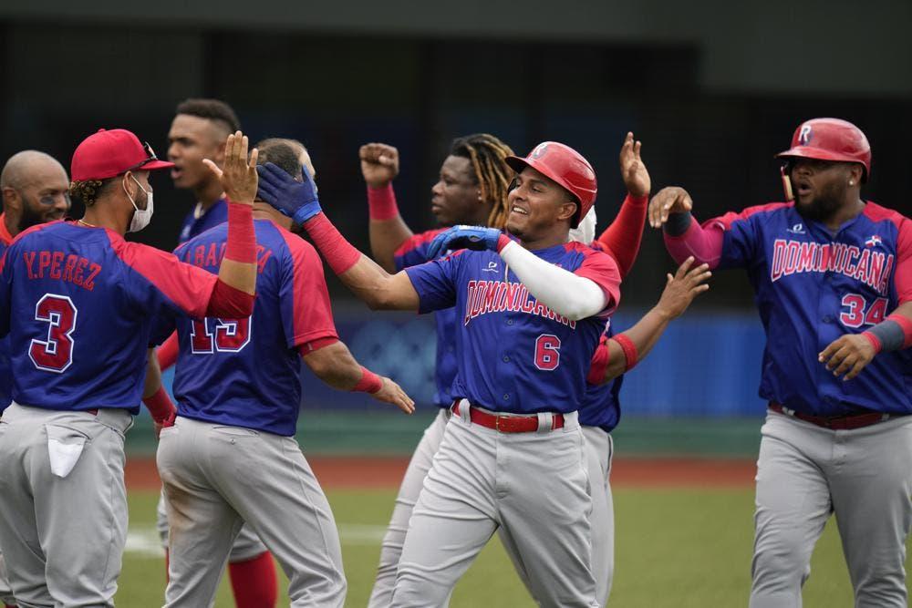 Criollos ganan bronce en béisbol en Juegos Olímpicos Tokio 2020, derrotan a Corea 10-6