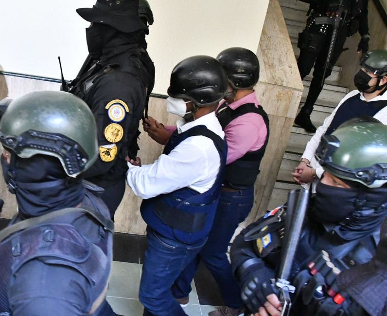 Exprocurador Jean Alain Rodríguez va a tribunal por medida coerción