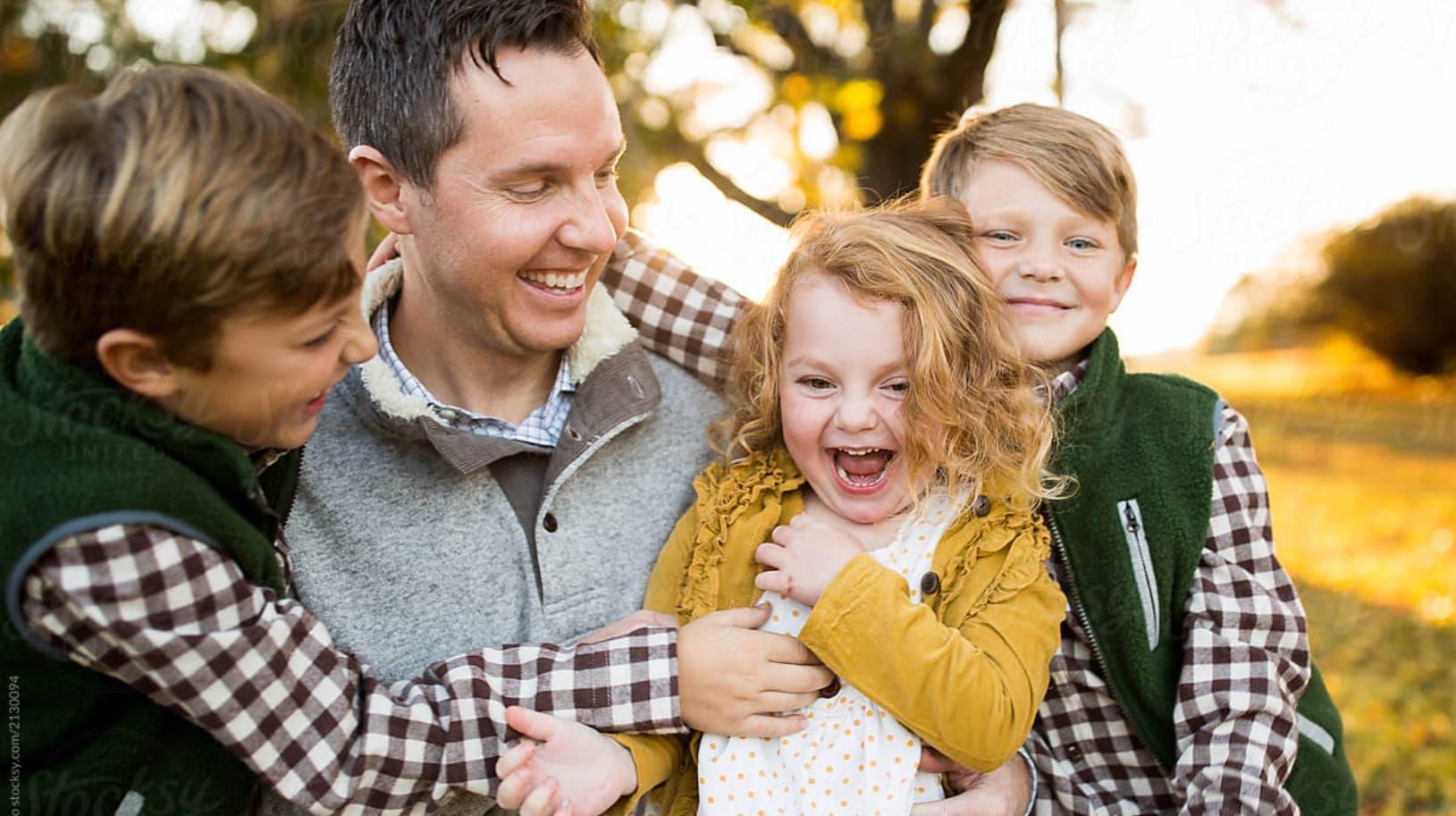Cada vez son más los papás que se involucran y acompañan a los hijos