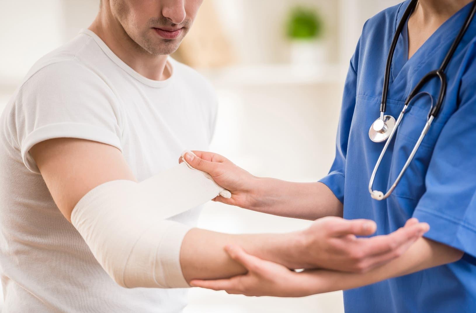 ¿Cómo se curan las heridas crónicas?
