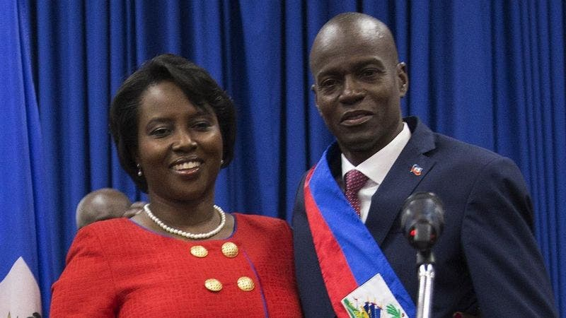 Haití: La viuda de Jovenel Moise promete luchar por los más débiles