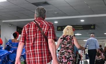 Inician vuelos directos de Suiza a Puerto Plata