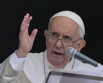 Papa lamenta muerte de 100 reos en Quito