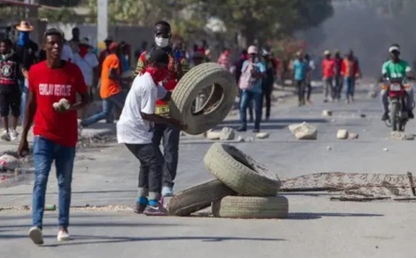 Premier  convocará  elecciones en Haití