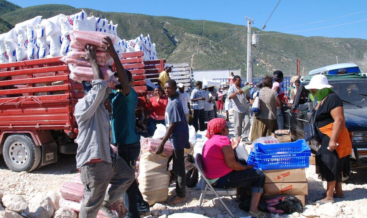 El Gobierno anuncia el reinicio de  actividades comerciales con Haití