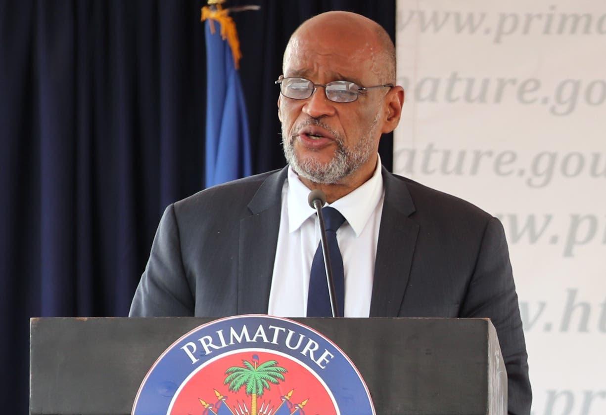 Primer ministro de Haití destituye al ministro de Justicia