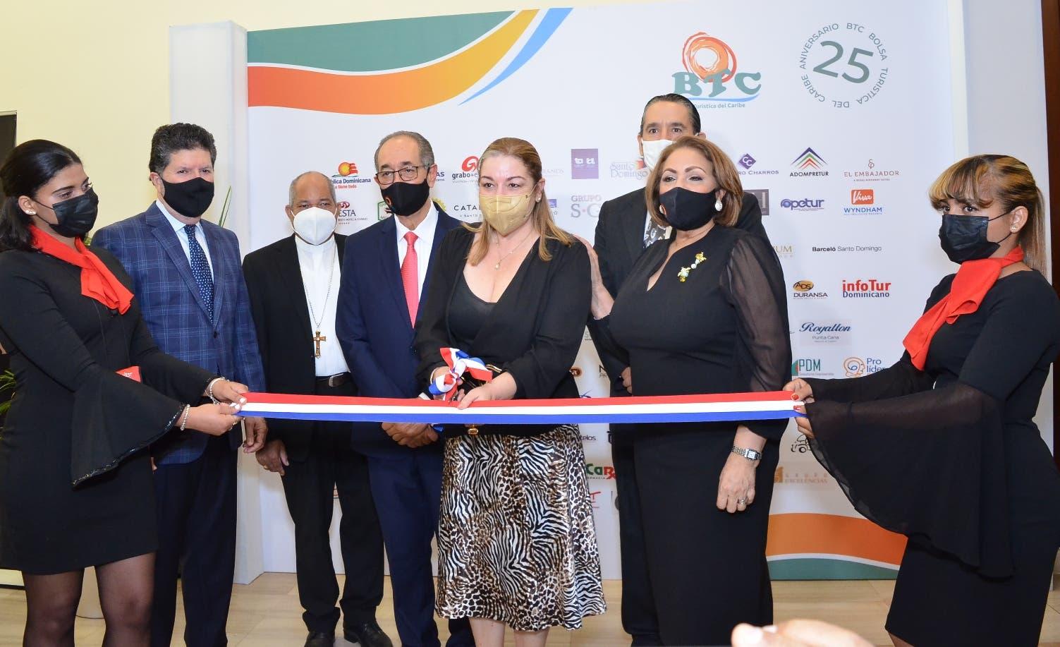 Bolsa Turística del Caribe celebra su XXV aniversario