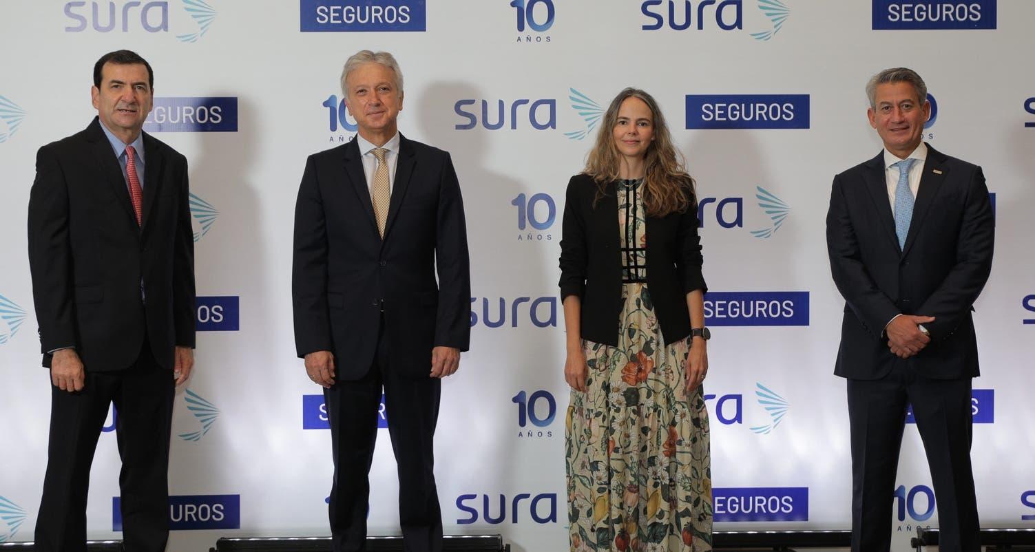 Sura celebra un encuentro por su décimo aniversario