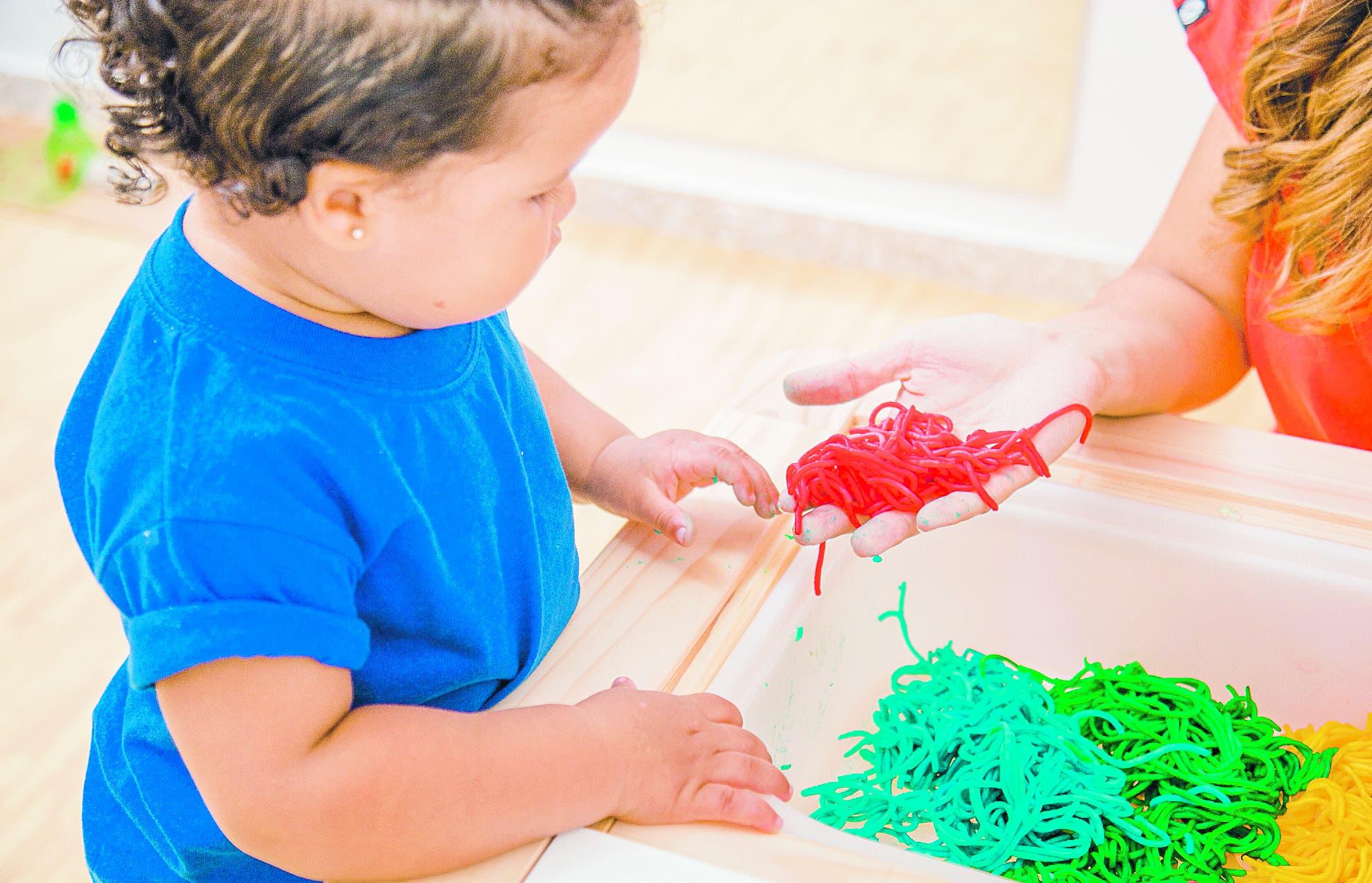 Estimulación sensorial, vital para  el crecimiento estructural del cerebro