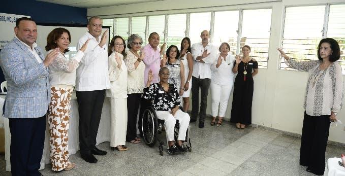 Nueva directiva  Patronato de Ciegos filial Santiago