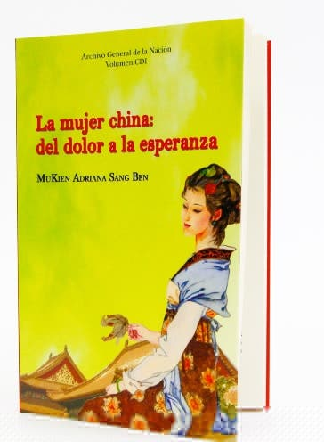 """Ponen en circulación el libro """"La mujer china"""""""