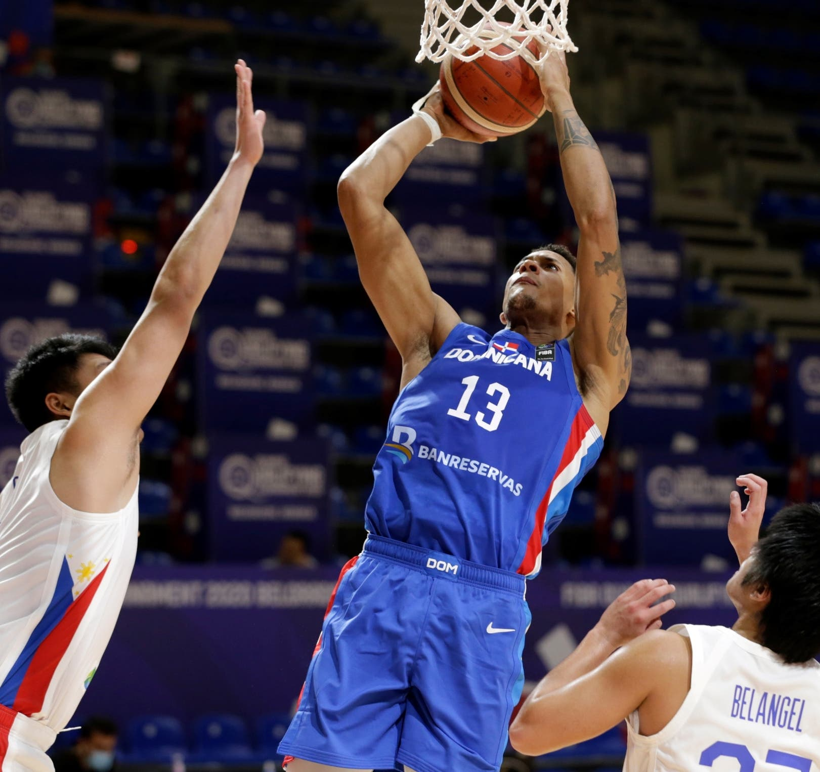 República Dominicana aplasta a Filipinas; va semifinal Repechaje