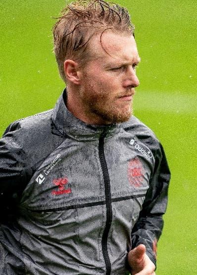 Dinamarca optimista en que vencerá hoy a Inglaterra
