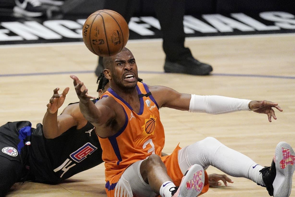 Suns salen hoy favoritos para derrotar a los Bucks