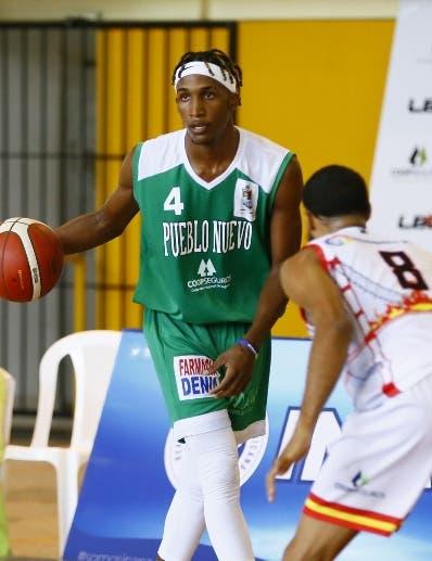 Pueblo Nuevo da  paso a semifinales de Torneo de Basket SDE