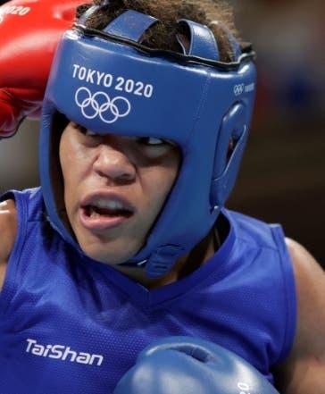 María Moronta busca medalla; pelea hoy contra una rival de EE.UU.