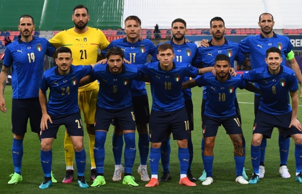 Italia es favorita en semifinal Eurocopa