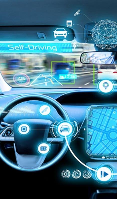 El hogar inteligente se controla del auto