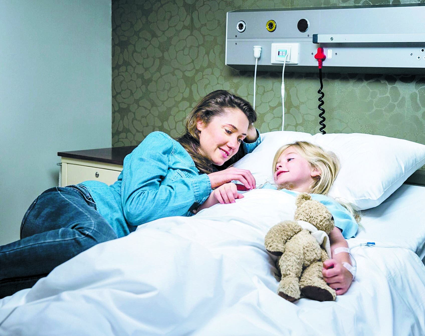 La presencia de los padres en UCI ayuda en la recuperación  del niño
