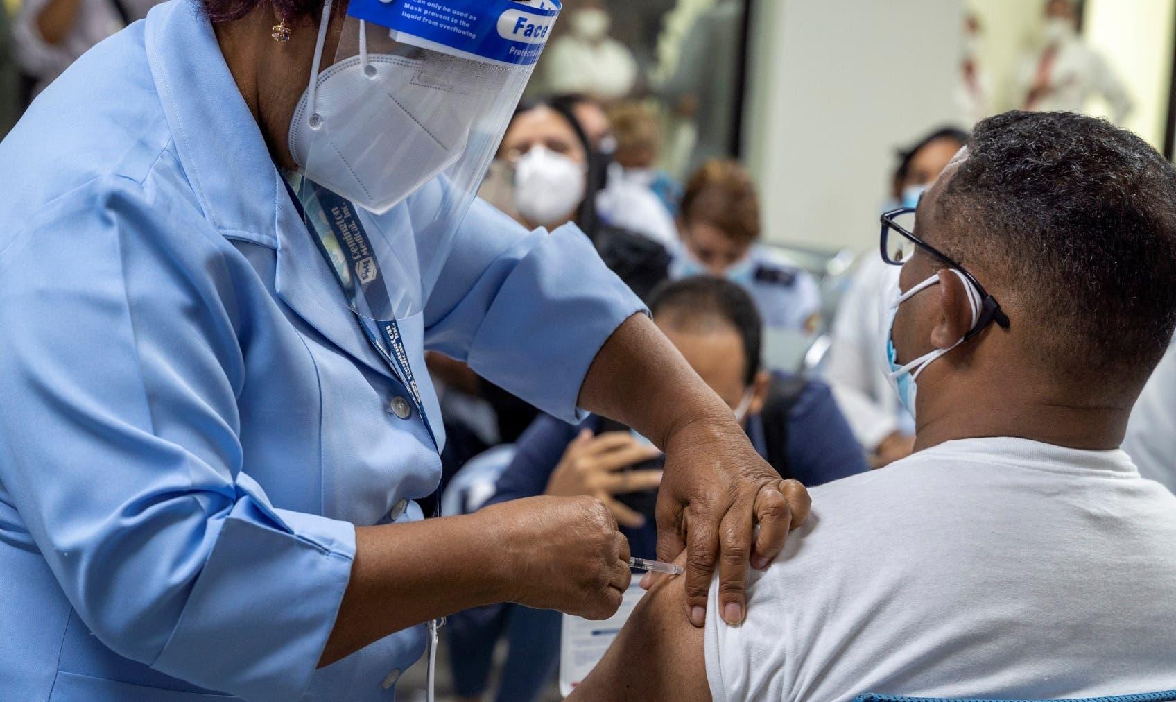 El país es    quinto en porcentaje de  vacunación del continente