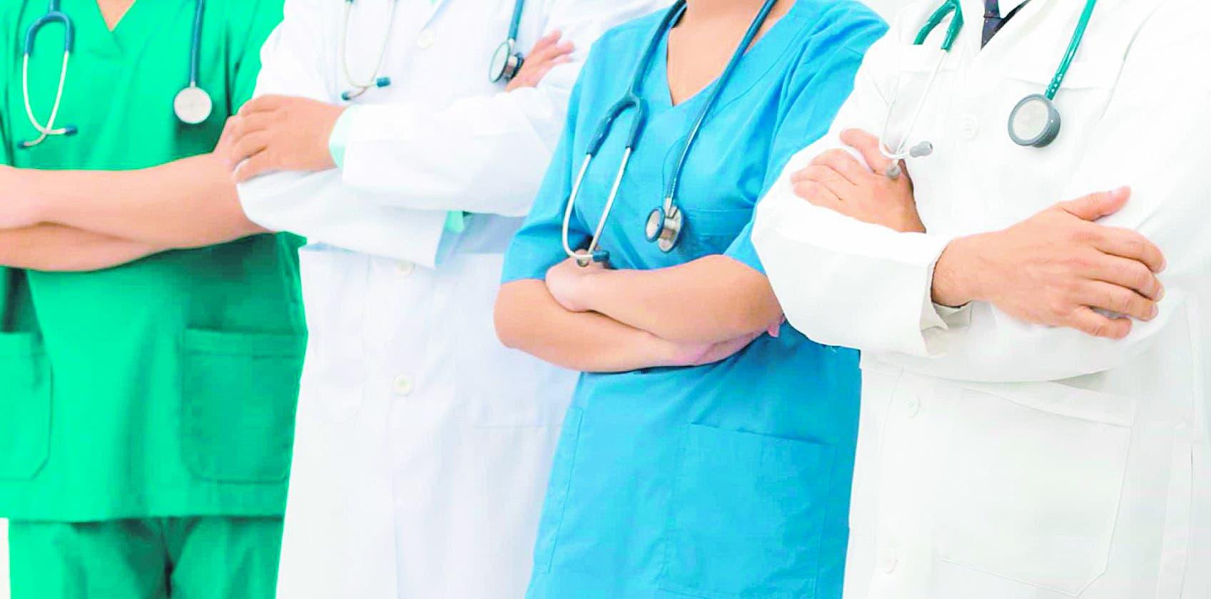 Personal sanitario, los héroes afectados por la pandemia de la Covid-19