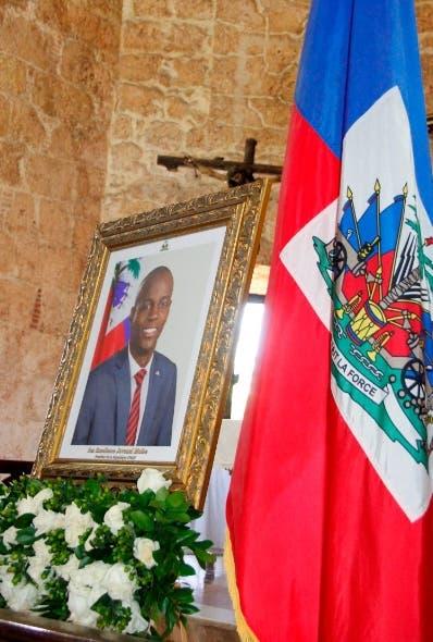 Haitianos en República Dominicana dan último adiós a Moïse