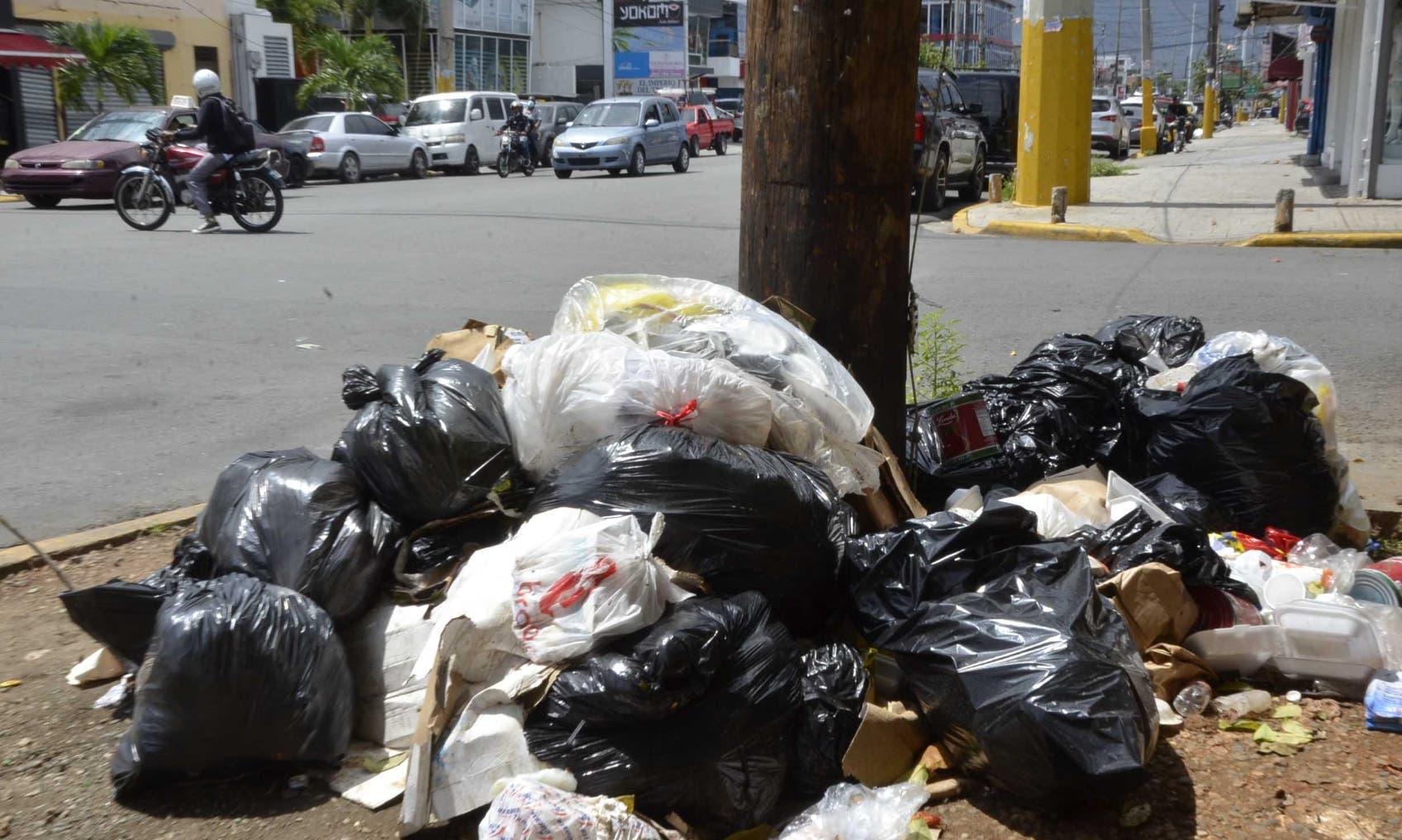 Retiro de desechos en SDE registra mejoría tras  apoyo del Gobierno