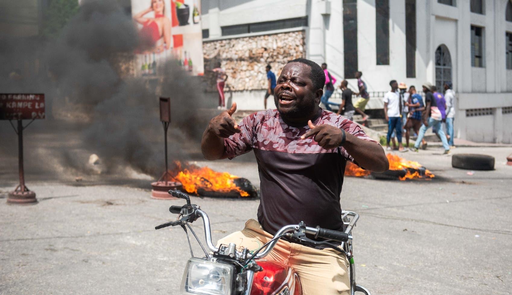Sumergido en el caos institucional, Haití urge por ayuda internacional