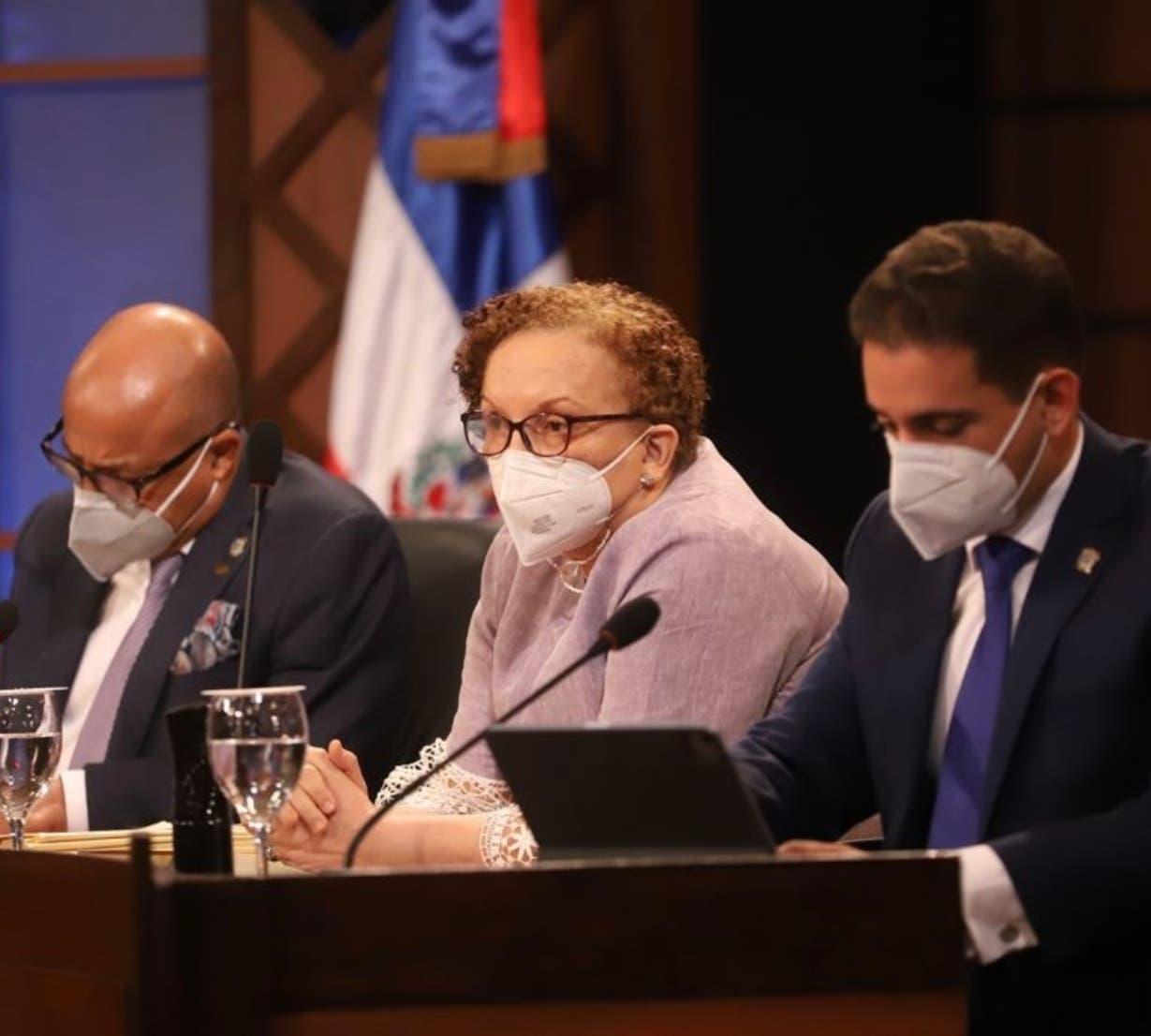 Miriam Germán califica de surrealista versión del presidente TSE