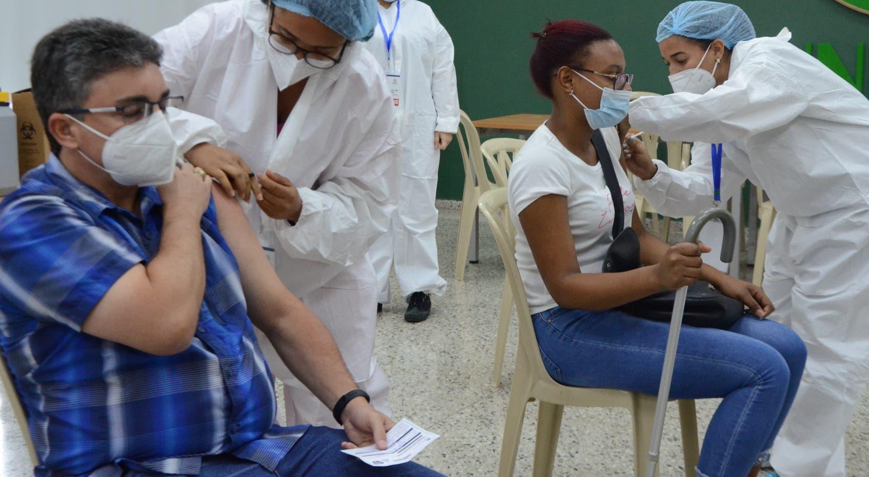 República Dominicana llega a los 11 millones de dosis aplicadas contra el Covid-19