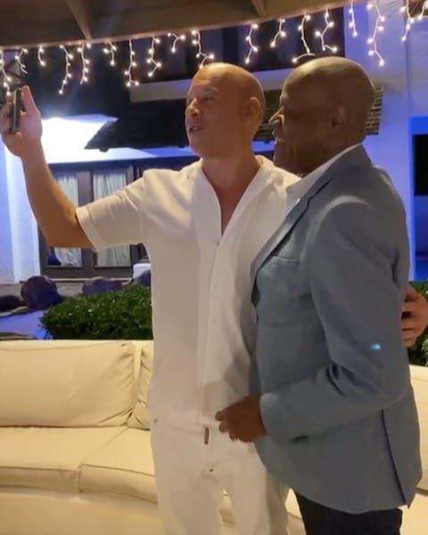 Vin Diesel sobre fallecimiento de Johnny: una verdadera leyenda, un hombre humilde, cuya luz iluminó el mundo