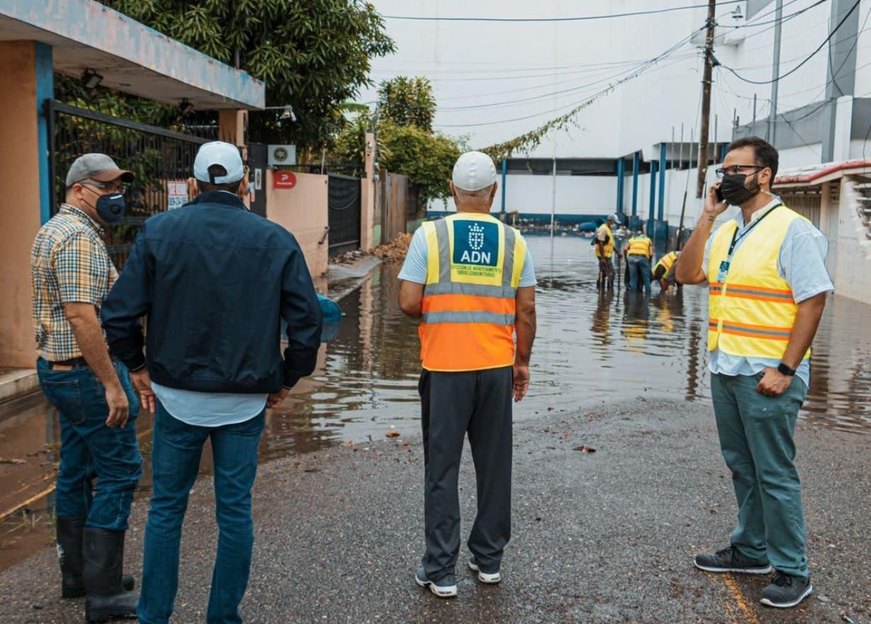 Inundaciones  en el DN, creadas por ciudadanos
