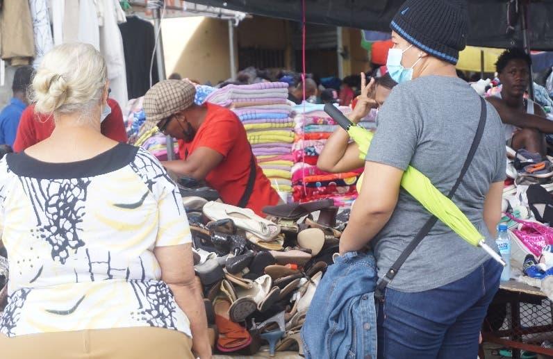 Rescate de la Duarte con París inicia con el apoyo de vendedores