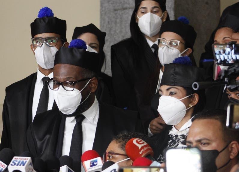 Ministerio Público dice deben mantenerse en prisión imputados del Caso Medusa