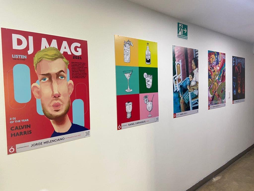El arte invade a Santo Domingo con amplio circuito de exposiciones chavoneras