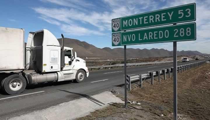 Suben a 71 los desaparecidos en carretera de norte de México