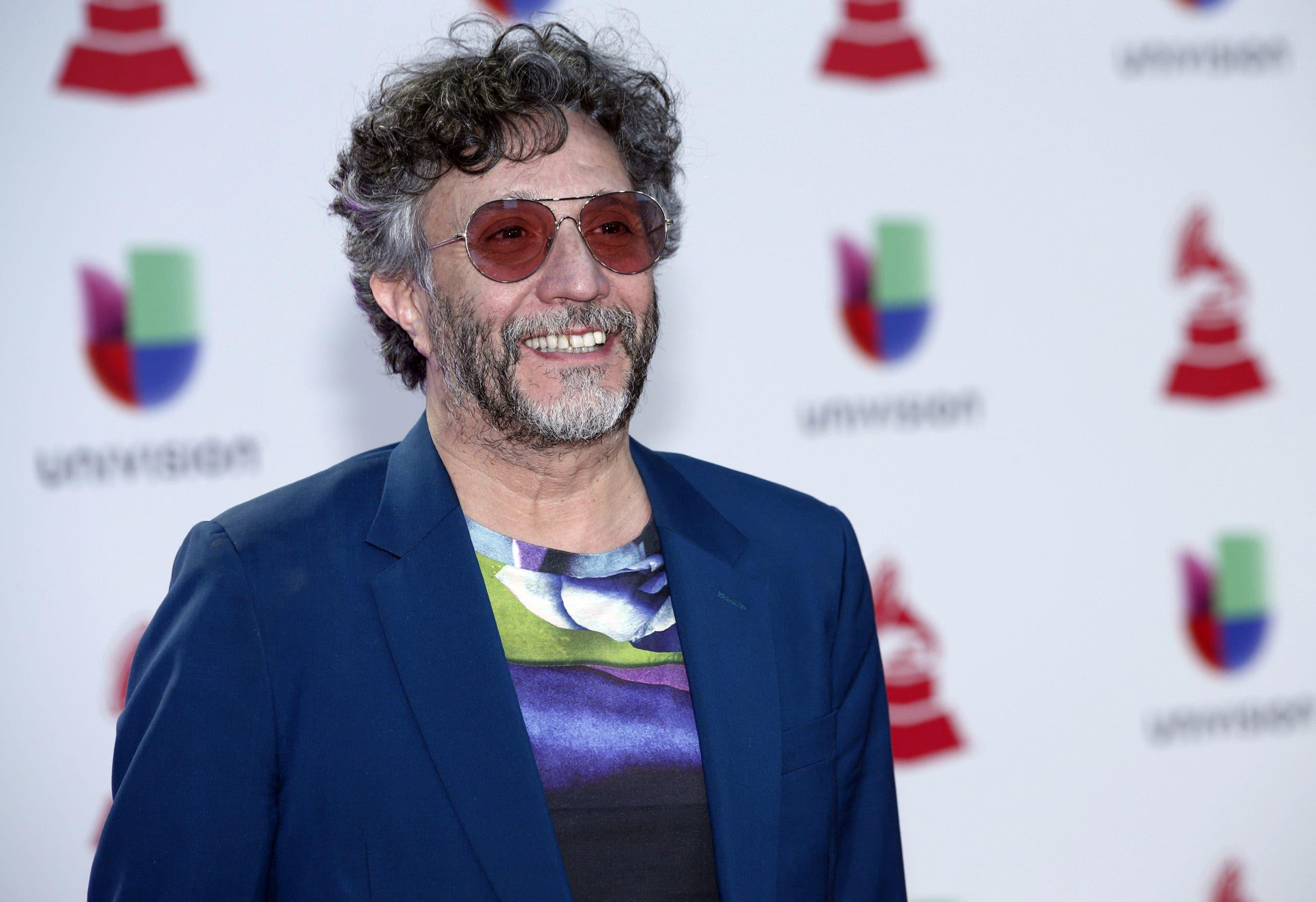 Fito Páez: O me ponía a escribir o terminaba en la cárcel