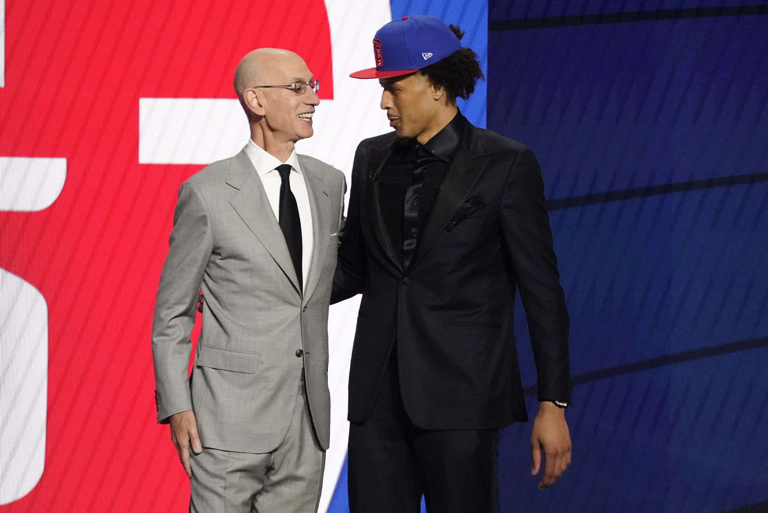 NBA: Pistons reclutan a Cunningham como 1ra selección del draft
