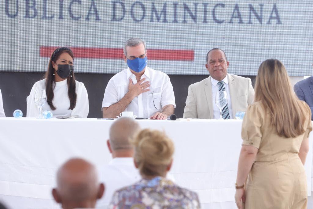 Abinader anuncia plan de desarrollo para provincia Sánchez Ramírez