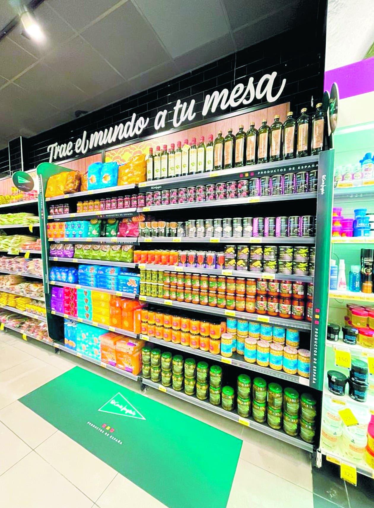 El Corte Inglés  llega a la República Dominicana de mano de Vima Foods