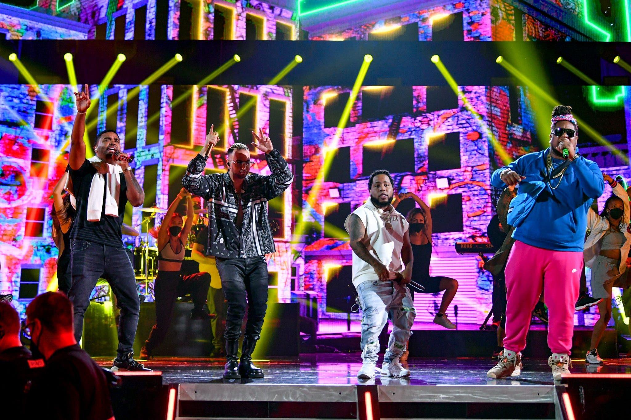 Chimbala ya está listo para actuar en Premios Juventud