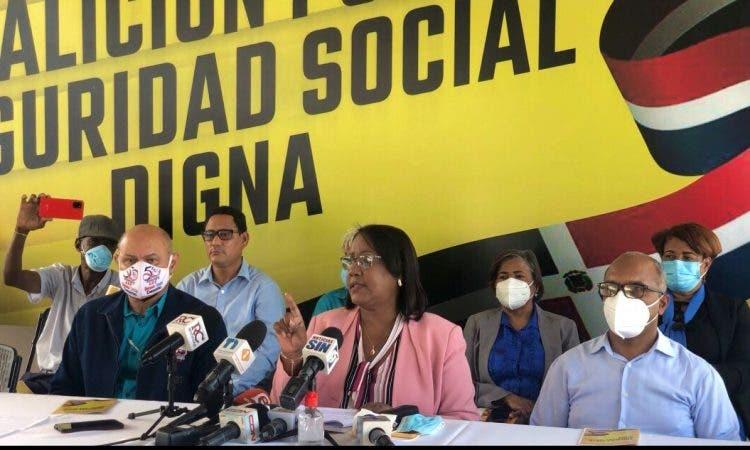 Proponen un sistema de seguridad social solidario y garante de Derechos