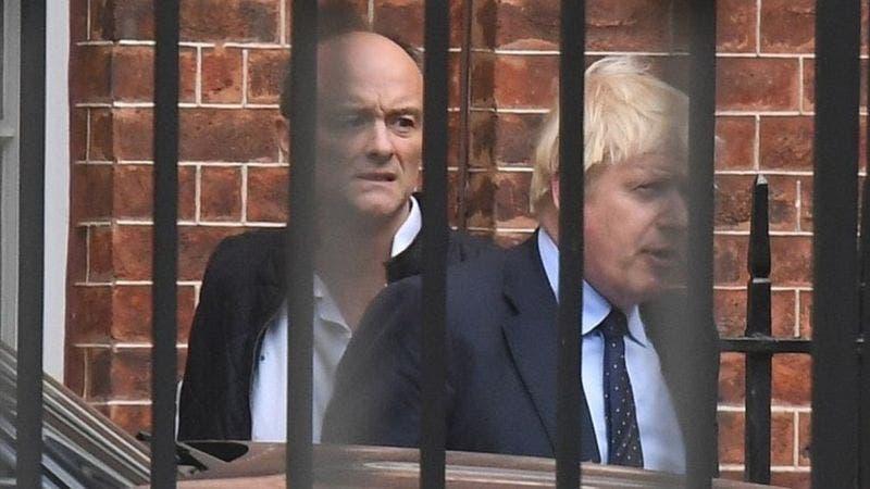 Las explosivas declaraciones a la BBC del exasesor de Boris Johnson sobre su manejo de la pandemia