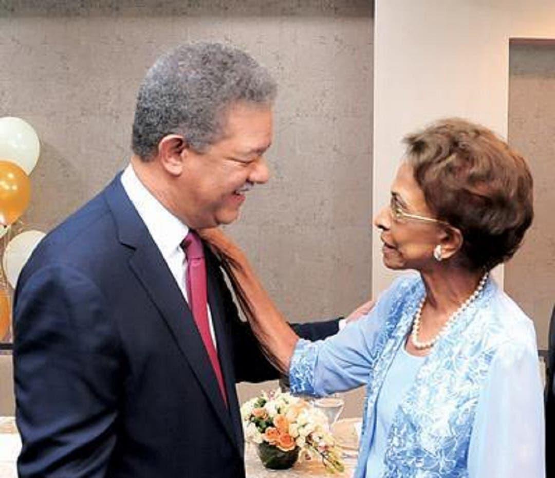 Leonel sobre su madre Yolanda: «Ese es un amor que va a permanecer para siempre»