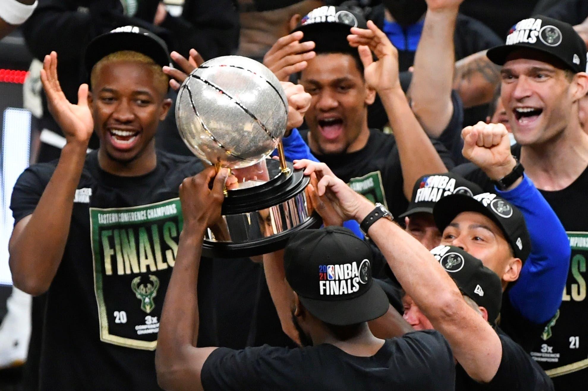 Milwaukee Bucks, el triunfo de la inconsistencia contra todo pronóstico