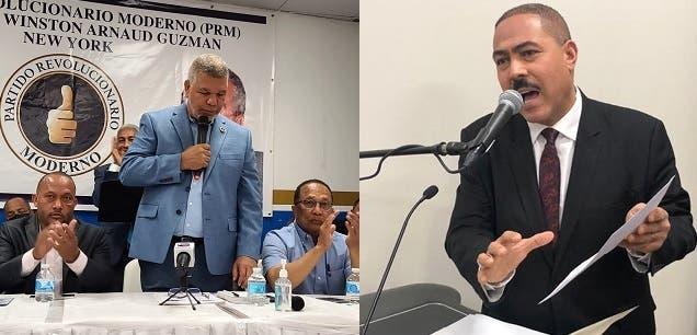 Emplaza presidente PRM-NY poner día, lugar y hora para entregarle pruebas fraude electoral