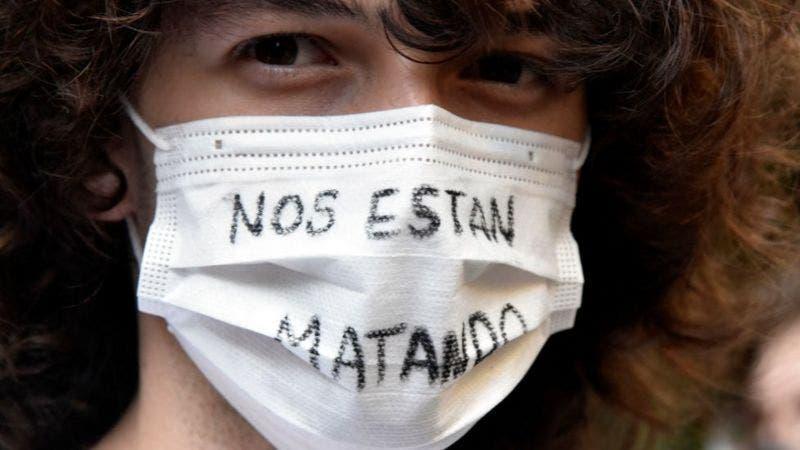 «Lo mataron por maricón»: las protestas en España por la paliza mortal a un joven sospechosa de ser un crimen de odio